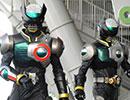 仮面ライダーオーズ/OOO 第46話「映司グリードとWバースとアンクの欲望」