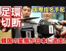 【韓国の変態男性が日本に逃走】電子足輪を切断して日本へ入...