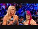 【WWE】祭典前・今週のSD女子王座戦線【18.04.03】