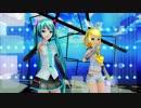 【MMD 初音ミク:鏡音リン】ウミユリ海底