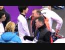 羽生結弦 平昌オリンピック公式練習 ショートプログラムの曲掛け中心