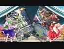 東方恋心譚 第3話『巫女対決! 翼龍皇ジークフリード・ヴェール煌臨』