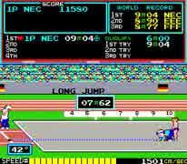 [TAS] Arcade Track & Field (AC ハイパー