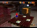 Tank!(カウボーイビバップ)をマリオ64『やみにとけるどうくつ』っぽく。