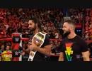 【WWE】セス・ロリンズ&フィン・ベイラー&??vsザ・ミズ&ミズトラー...