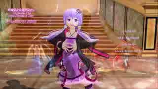 【MMD】愛と罪のルララ『初音ミク&結月ゆかり』LA RURARA REMIX(1080p)
