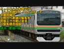 初音ミクがとっとこハム太郎のOPで宇都宮線の駅名を歌いました。の駅名標合成版
