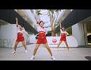 JALの現役客室乗務員や社員の皆さんで「ワールドワイドフェスティバル」を踊ってみた!