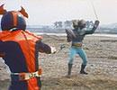 仮面ライダーストロンガー 第9話「悪魔の音楽隊がやって来た!!」