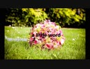 【NNIオリジナル曲】a little word【バラード】