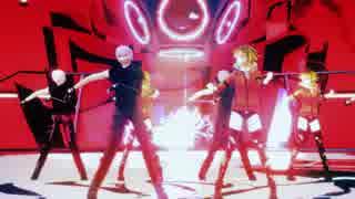 【MMD】~乱躁滅裂ガール~♪【GUMI / 優都