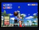 Wii Sports Resort  バスケットボール(basketball)IOHD0366