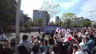 羽生結弦 2連覇祝賀パレード