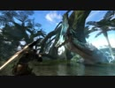 【MHWプロトタイプ】未実装 ラギアクルス戦 Part2【モンスターハンター:ワールド ...