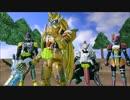 【コマ撮り】装動エグゼイドで「勇者ヨシヒコと魔王の城」パロ【特撮フィギュア動画】