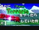 【実況】4年ぶりにテラリアをやったら記憶喪失していた #1【Terraria】
