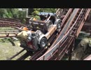 【初体験♬鈴鹿サーキット】一人でアドベンチャードライブ(ミニコースター)に乗り、「パワー!」と叫ぶあい♥遊園地 お出かけ 乗り物