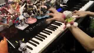 東方天空璋の曲をメドレーにして弾いてみた 【ピアノ】