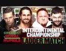 【WWE】IC王座4wayラダー戦【GRR 4.27】