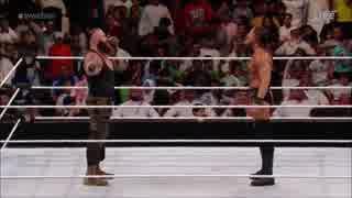 【WWE】Greatest Royal Rumble Match③【GR