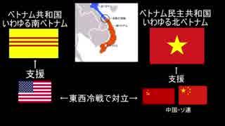 【ゆっくり歴史解説】ベトナム戦争