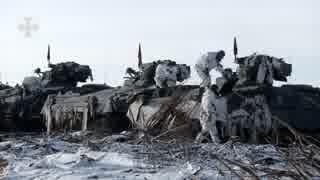 ドイツ軍の機械化歩兵部隊が遅滞作戦に挑