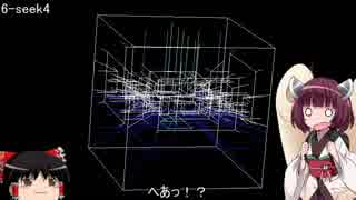 【ゆっくり&きりたん実況】4次元アクショ