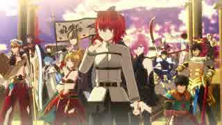 【Fate/MMD】Grand Order【合作】