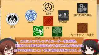 SCP財団幻想郷支部が行く!第7回[要注意団体②]