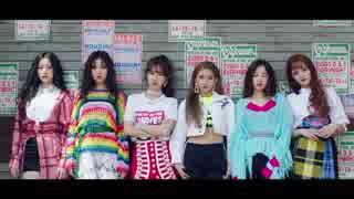 "[K-POP] (G)I-DLE - Hot Debut ""Latata"" (MV/HD) (和訳付)"