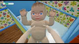 【実況】私がママになるんだよpart1【Mother Simulator】 thumbnail