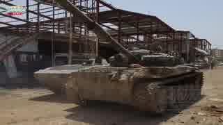 ホモと見るシリア内戦首都ダマスカス近郊