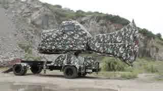 移動式空襲警報装置