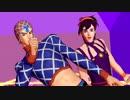 【ジョジョMMD】ナランチャとミスタでLUVORATORRRRRY!【モデル配布】