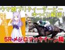 【第5R】 ウマ娘プリティーダービーに登場するキャラクターのモデルになった競走馬...