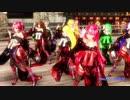 【MMD】One・Two・Three Tda式改変 Japanese kimono Miku Luka Rin IA Meiko GUMI Neru Haku Teto Yukari