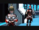 [PSO2EP5]THE SECRET OF HER PAST[第4章1節 女王の休息]2/4