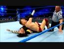 【WWE】ジェフ・ハーディーvsザ・ミズ:MITB出場争奪戦【SD 5.8】