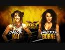 【NXT】ダコタ・カイvsヴァネッサ・ボーン【5.9】