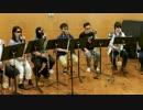 ピアソラ作曲「ミケランジェロ70」をバスクラアンサンブルで演奏してみた