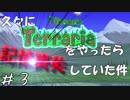 【実況】4年ぶりにテラリアをやったら記憶喪失していた #3【Terraria】