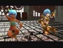 【MMD】こんがりソラとFA:Gソラでダンスロボットダンス