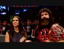 【WWE】ユニバーサル王座エリミネーションフェイタル4-way戦(1/2)【Raw16.08.29】