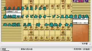 気になる棋譜を見よう1332(西山三段