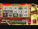 □□□ Golden Cobras Online Casino Slot □□□ 50.000 EURO BIG WIN, □️□5 scatters. □️□