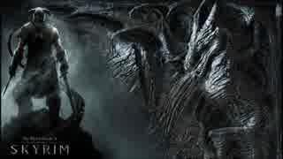 2011年12月08日  ★スカイリム  挿入歌  「Dragonborn」