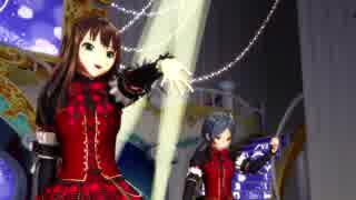 【MMDデレマス】Fake Doll トライアドプ