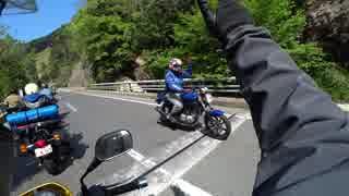【新型クロスカブ】熊本でヤエーでツーリ
