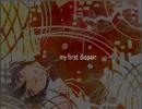 [スピードメタルコアオリジナル曲]my first dispair[DTM]