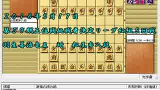 気になる棋譜を見よう1333(羽生竜王